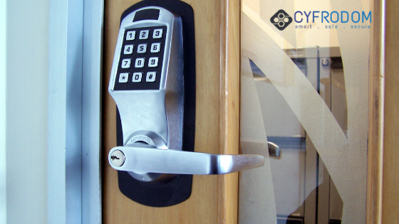 Digital Door Locks - Cyfrodom