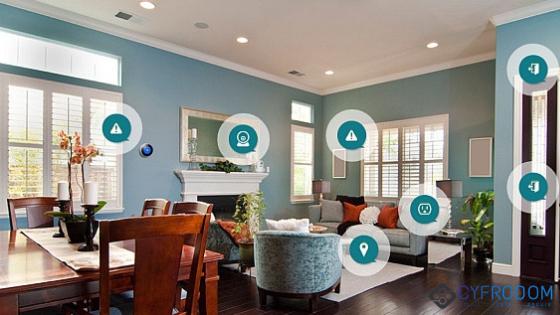 Smart Home Interiors