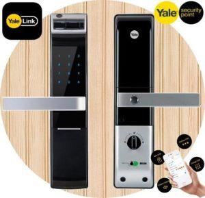 Yale Digtial Smart Door Locks | Yale Security Lock - Cyfrodom