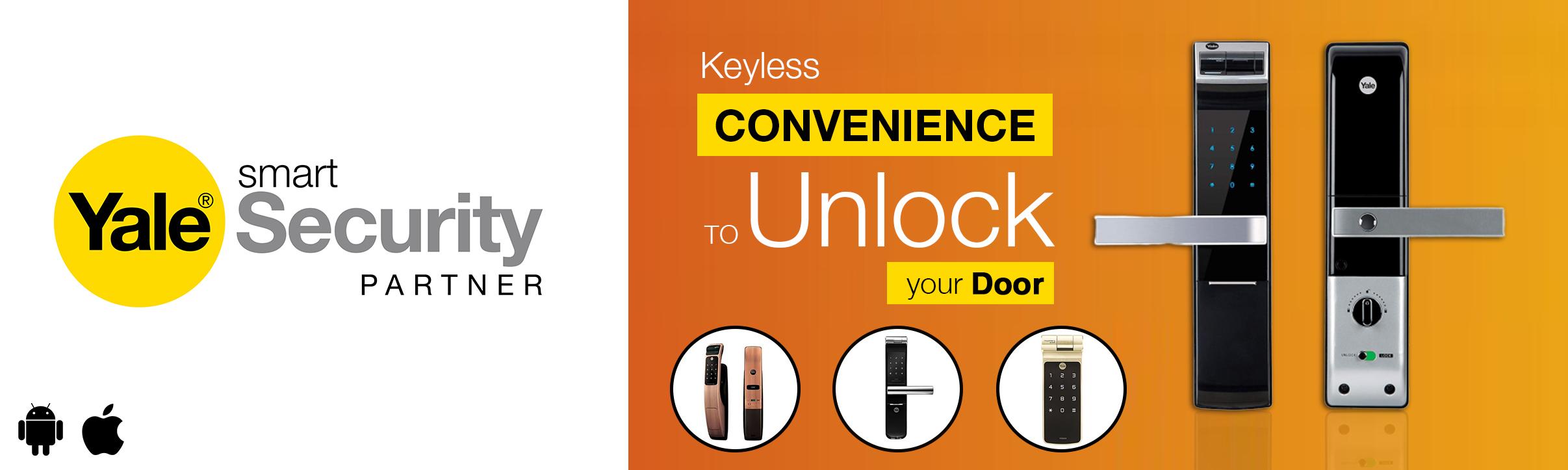 Yale - Digital Door Locks
